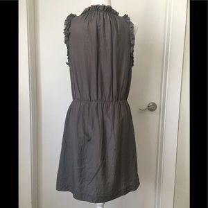 GAP Dresses - GAP Ruffled Tied Midi Dress